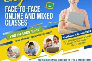 Clases de inglés verano 2020