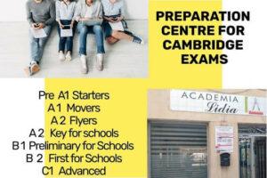 Preparation Centre for Cambridge Exams Salamanca
