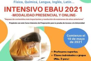 Curso Intensivo EBAU Salamanca